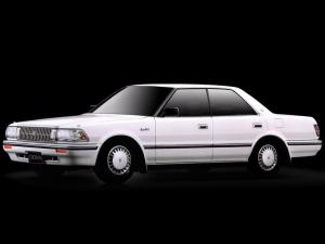 Toyota Crown Super Select 2.0 Hardtop 1987 года
