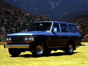 1987 Toyota Land Cruiser 60