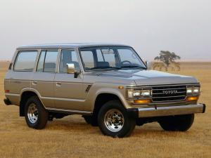 Toyota Land Cruiser 60 1987 года