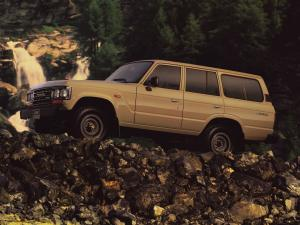 1987 Toyota Land Cruiser 60 STD