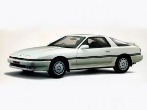 Toyota Supra 3.0 GT Turbo Limited 1987 года