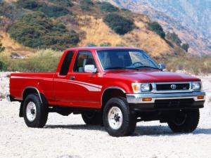 1988 Toyota Truck Xtracab 4WD