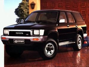Toyota 4Runner 5-Door 1989 года (EU)