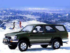Toyota Hilux Surf 3-Door 1989 года