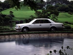 1990 Toyota Crown Royal Saloon G 4.0 Hardtop