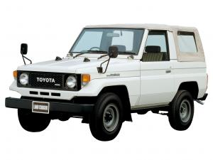 Toyota Land Cruiser 70 (PZJ70) 1990 года