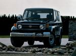 Toyota Land Cruiser 70 1990 года