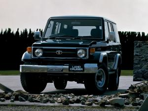1990 Toyota Land Cruiser 70