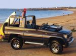 Toyota Land Cruiser II Canvas Top 1990 года