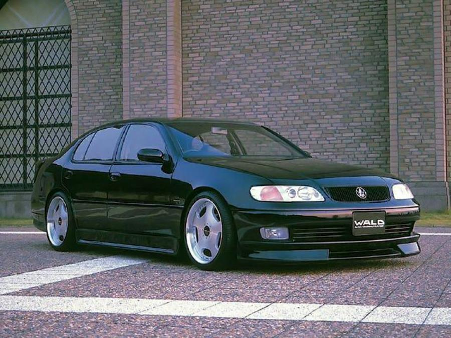 1991 Toyota Aristo by WALD