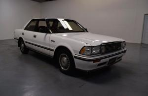 Toyota Crown Royal Saloon Super Charger Hardtop 1991 года