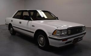 1991 Toyota Crown Royal Saloon Super Charger Hardtop