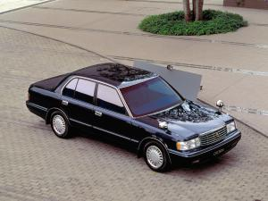 1991 Toyota Crown Sedan
