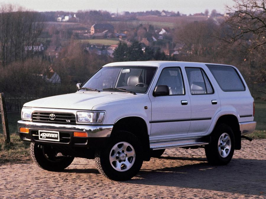 Toyota 4Runner 5-Door (EU) '1992