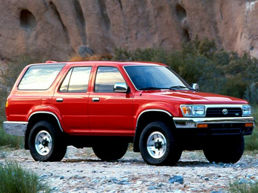 Toyota 4Runner 5-Door (NA) '1992