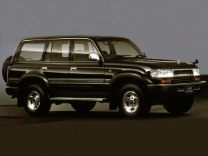 Toyota Land Cruiser 80 VAN VX-Limited Special Package 1992 года