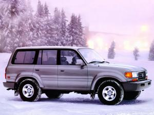 1995 Toyota Land Cruiser 80
