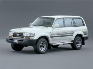 Toyota Land Cruiser 80 GX-R 1995 года