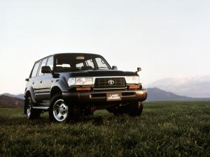 1995 Toyota Land Cruiser 80 VAN VX-Limited