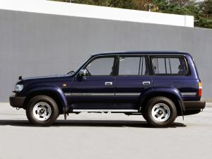 1995 Toyota Land Cruiser 80 Wagon GX