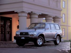 Toyota Land Cruiser 80 Wagon VX-Limited 1995 года (JP)