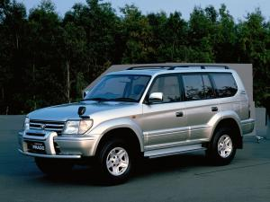 1996 Toyota Land Cruiser Prado 90 5-Door