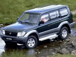 Toyota Land Cruiser Prado 90 Colorado 5-Door 1996 года