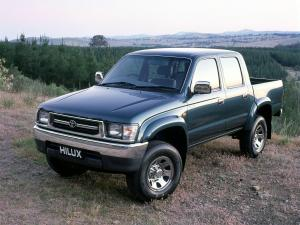 1997 Toyota Hilux Double Cab
