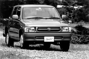 1997 Toyota Hilux Double Cab 2WD