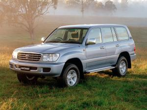 1998 Toyota Land Cruiser 100 Advantage Limited Edition