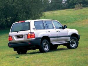 1998 Toyota Land Cruiser 100 GX