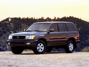 Toyota Land Cruiser 100 J100-101 1998 года (US)