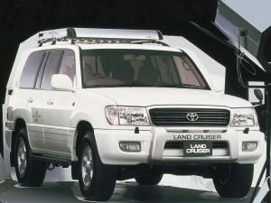 1998 Toyota Land Cruiser 100 VX Active Vacation