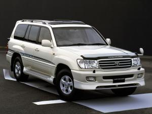 Toyota Land Cruiser 100 VX Sporty Version 1998 года