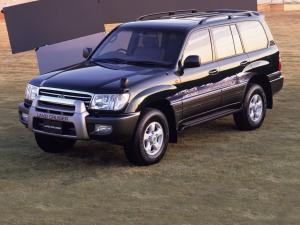 1998 Toyota Land Cruiser 100 Van VX Limited Field Version