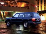 Toyota Land Cruiser 100 Wagon VX 1998 года