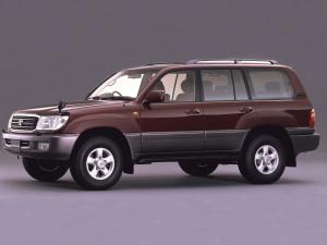 1998 Toyota Land Cruiser 100 Wagon VX Limited G-Selection