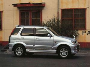 Toyota Cami Q Aero Version 1999 года
