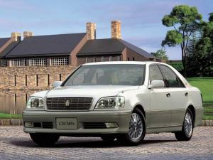 1999 Toyota Crown Royal Saloon