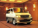 Toyota Grand Hiace 1999 года