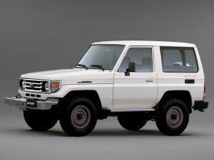 Toyota Land Cruiser 70 (J71) 1999 года