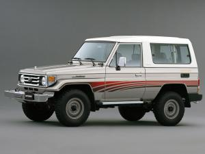 1999 Toyota Land Cruiser 70 (J74)