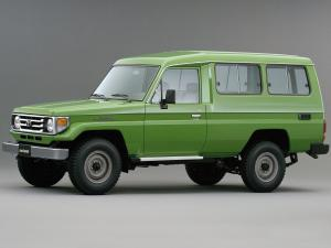 Toyota Land Cruiser 70 (J78) 1999 года