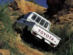 Toyota Land Cruiser 70 Pickup 1999 года (ZA)