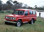 Toyota Land Cruiser 70 Troop Carrier 1999 года