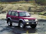 Toyota Land Cruiser Prado 90 5-Door 1999 года (ZA)
