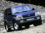 Toyota Land Cruiser Prado 90 5-Door 1999 года