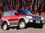 Toyota Land Cruiser Prado 90 Colorado 3-Door 1999 года
