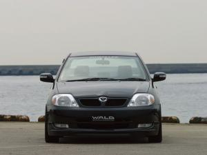 2000 Toyota Corolla Sedan by WALD