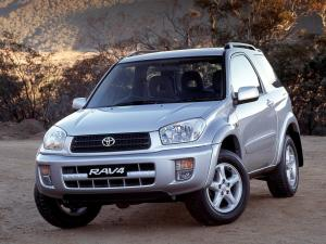 Toyota RAV4 Cruiser 3-Door 2000 года